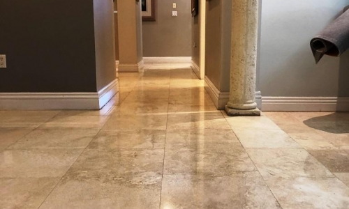 Natural Stone Polishing